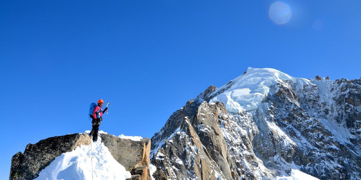 Team UCA Mountaineering
