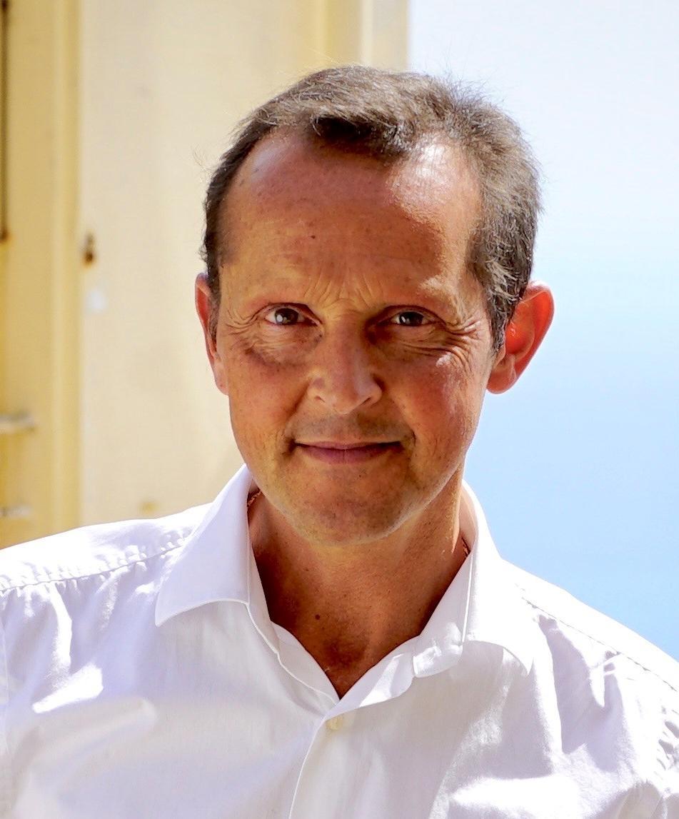 portrait Patrick Michel