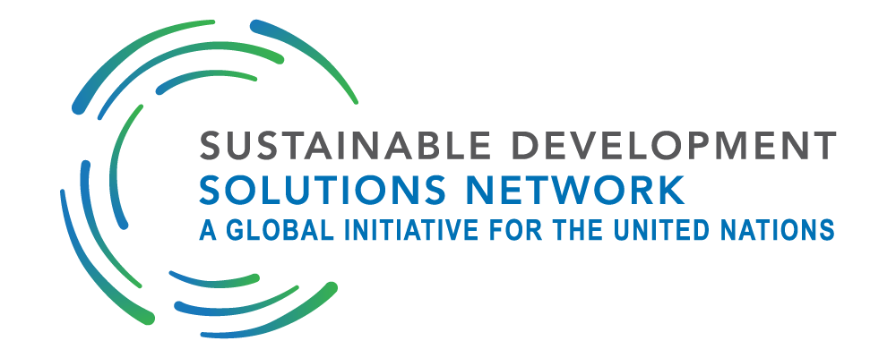 logo réseau SDSN (substainable dvp solution network)